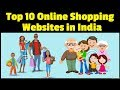 Top 10 Best Online Shopping Websites in India