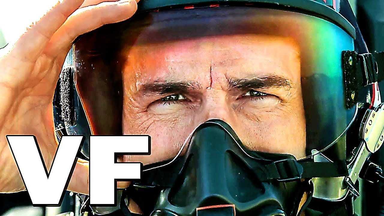 TOP GUN 2 Bande Annonce VF (2020) NOUVELLE, Tom Cruise, Top Gun Maverick