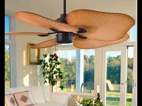 Install a Ceiling Fan where no Wiring exists - YouTube