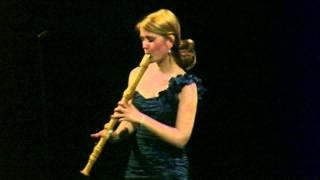 Ellen Peters in de Nationale Finale van het Prinses Christina Concours 2013