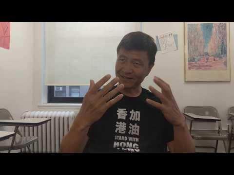 陈破空:天安门学运领袖周锋锁(4):香港年轻人最有创意,大抗争震撼世界。值得内地年轻人学习