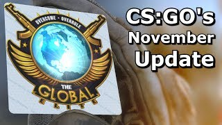 Video CS GO's Mid-November 2018 Update download MP3, 3GP, MP4, WEBM, AVI, FLV November 2018