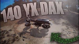 JE TEST UN 140 YX DAX 😱 //DaxVlog//Monstrueux//Wheeling//Panne du dax