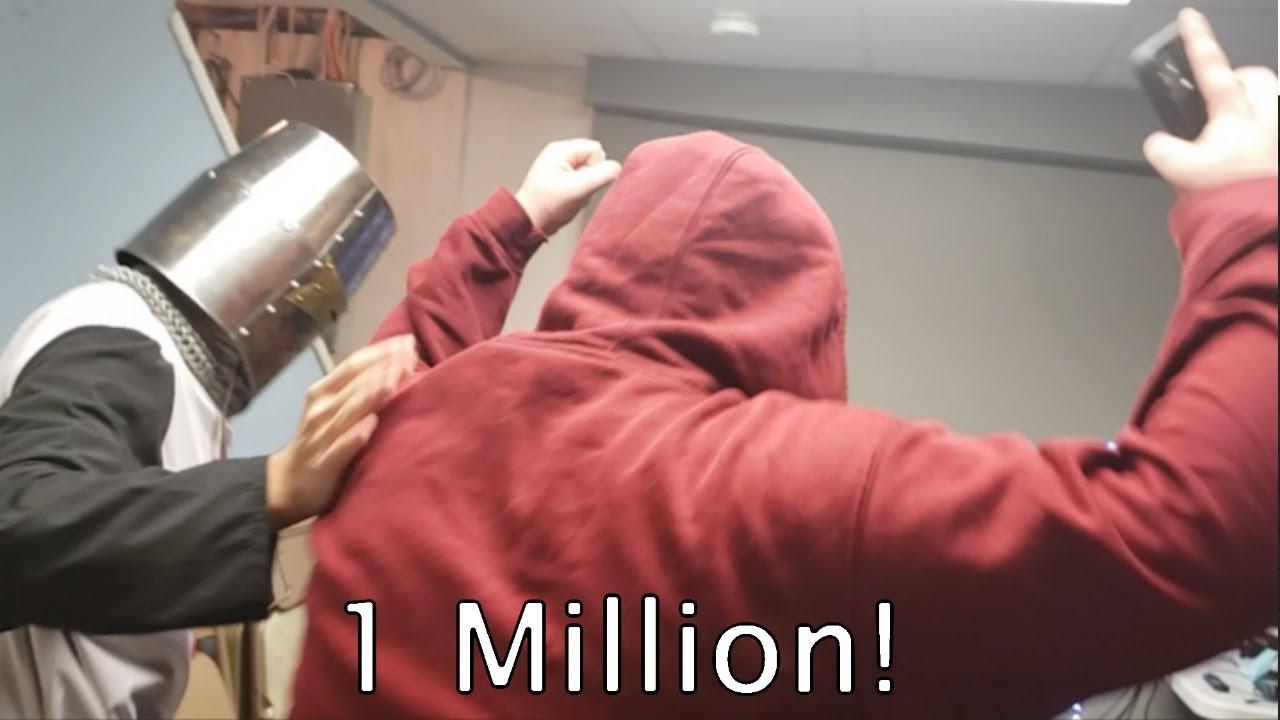 Thanks for 1 million