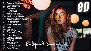 Top 8D Bollywood Songs || LATEST HINDI REMIX SONG 2020 || 8D Audio || 8D Songs Headphones