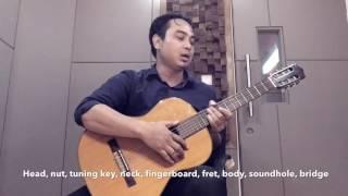 Video 1 jam  belajar gitar Klasik  ( STEP 1 ) download MP3, 3GP, MP4, WEBM, AVI, FLV April 2018