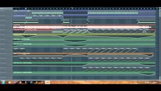 Armin van Buuren feat. Adam Young - Youtopia ( Giza Remix ) Free Flp Project