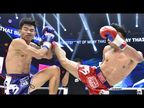 Muay Thai Super Champ - วันที่ 13 Jan 2019
