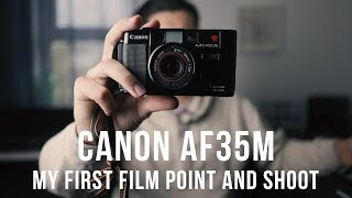 Canon AF35M | Fuji C200 - The budget camera that gave me the film bug
