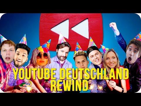 YouTube DEUTSCHLAND Rewind 2017