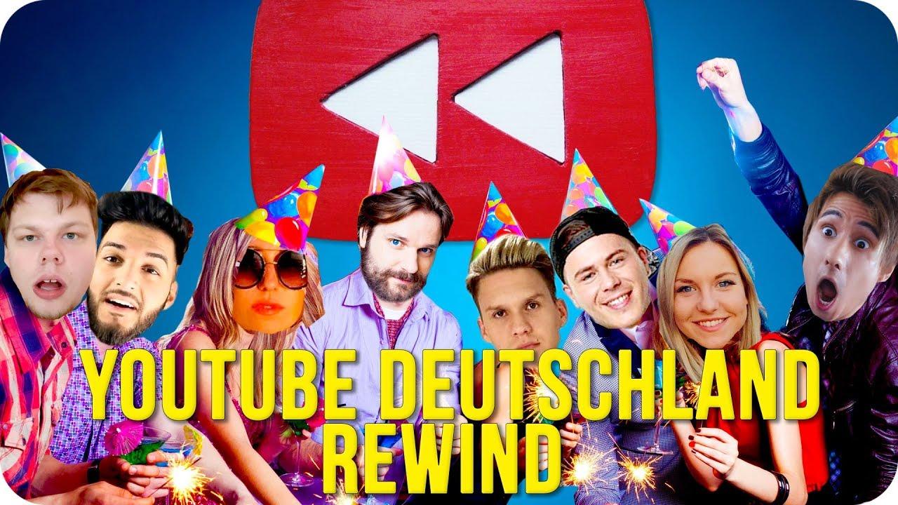 YouTube DEUTSCHLAND Rewind 2017 - YouTube