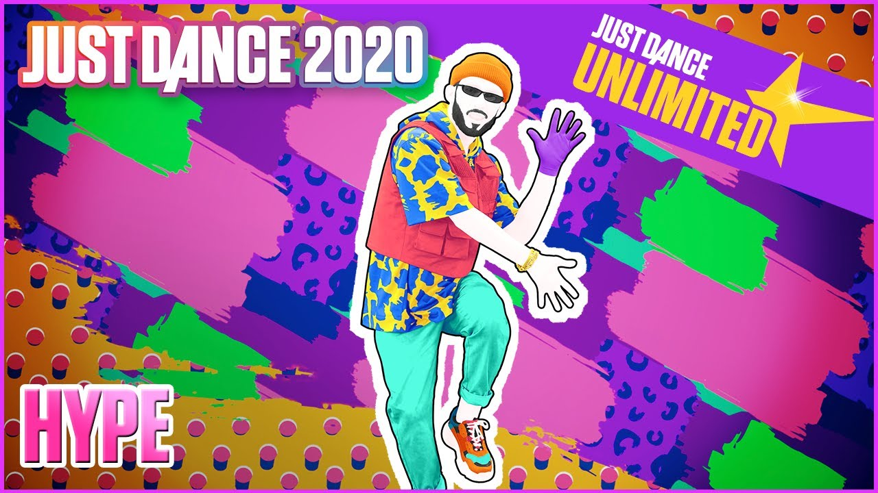 Just Dance Unlimited: Hype by Dizzee Rascal & Calvin Harris | Official Track Gameplay [US]
