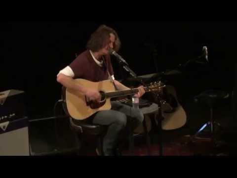 Chris Cornell - Rusty Cage (cowpunk version) - Live at Walt Disney Concert Hall on 9/20/15