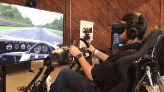 DRIVING IN VR!!!