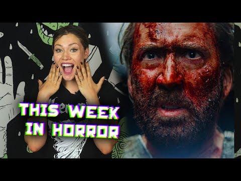 This Week in Horror - July 2, 2018 - Mandy, Morbius, Universal Monsters
