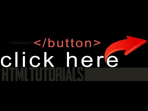 HTML Button Link
