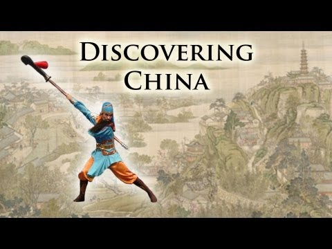 Discovering China  Warrior Guan Yu, The Sui Dynasty and Shen Yun