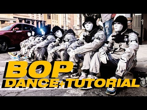 "JABBAWOCKEEZ – ""BOP"" by DaBaby 