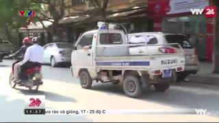 """Đảm Bảo An Ninh Nhờ """"Mắt Thần"""" Camera Tại Quận Hoàng Mai - Tin Tức VTV24"""