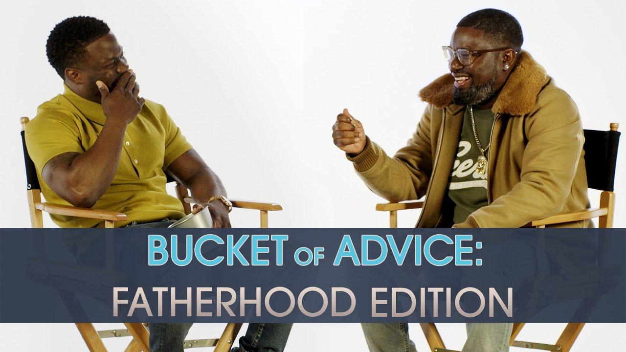 Buckets of Advice: Fatherhood Edition