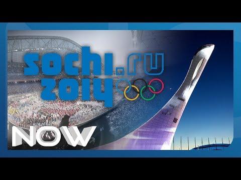 2014 Olympics Open, Gay Pride, CGI Acting - NOW
