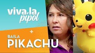 La historia de la mujer que se disfraza de Pikachu en protestas en Chile - Viva La Pipol