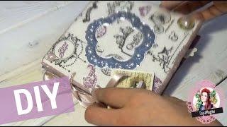 DIY Gift/Подарок своими руками декупаж/Подарок маме на день рождения