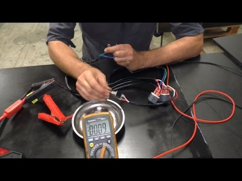 Outboard trim-tilt relays explained