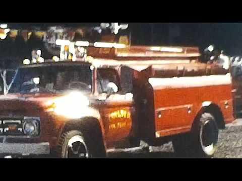 September 1964 - Fireman's Parade, West Newton, PA