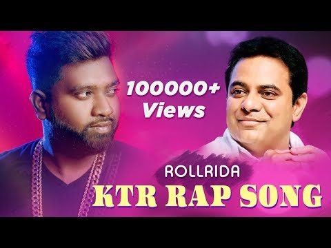 KTR RAP SONG by Roll Rida and Kamran