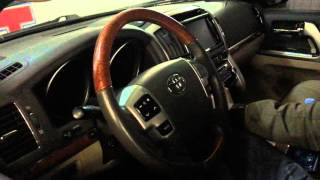 Замена топливного фильтра Toyota Land Cruiser 200(, 2016-02-28T19:56:33.000Z)