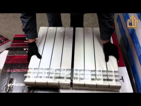 Cборка разборка радиаторов отопления