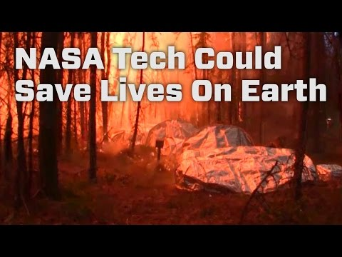NASA Is Working On A Better Shelter For Firefighters