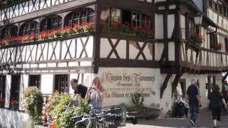 Страсбург(Подробнее здесь:http://o-france.ru/strasburg-stolitsa-elzasa.html город во Франции, историческая столица Эльзаса и префектура..., 2013-06-03T19:33:28.000Z)