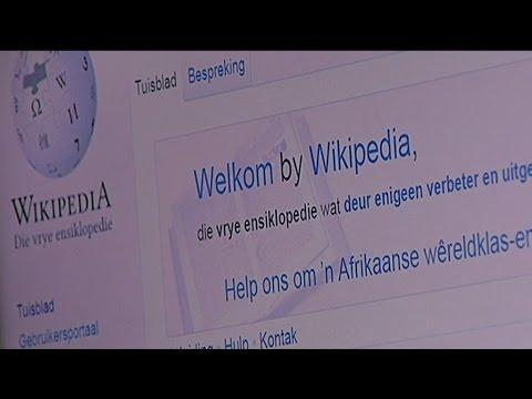 Meer Afrikaans op Wikipedia / More Afrikaans on Wikipedia