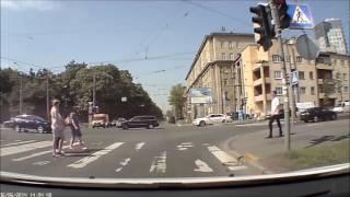 �������� ���� Подбока АВАРИИ, ДТП на дорогах. 2107 Сar crash  2017 ������