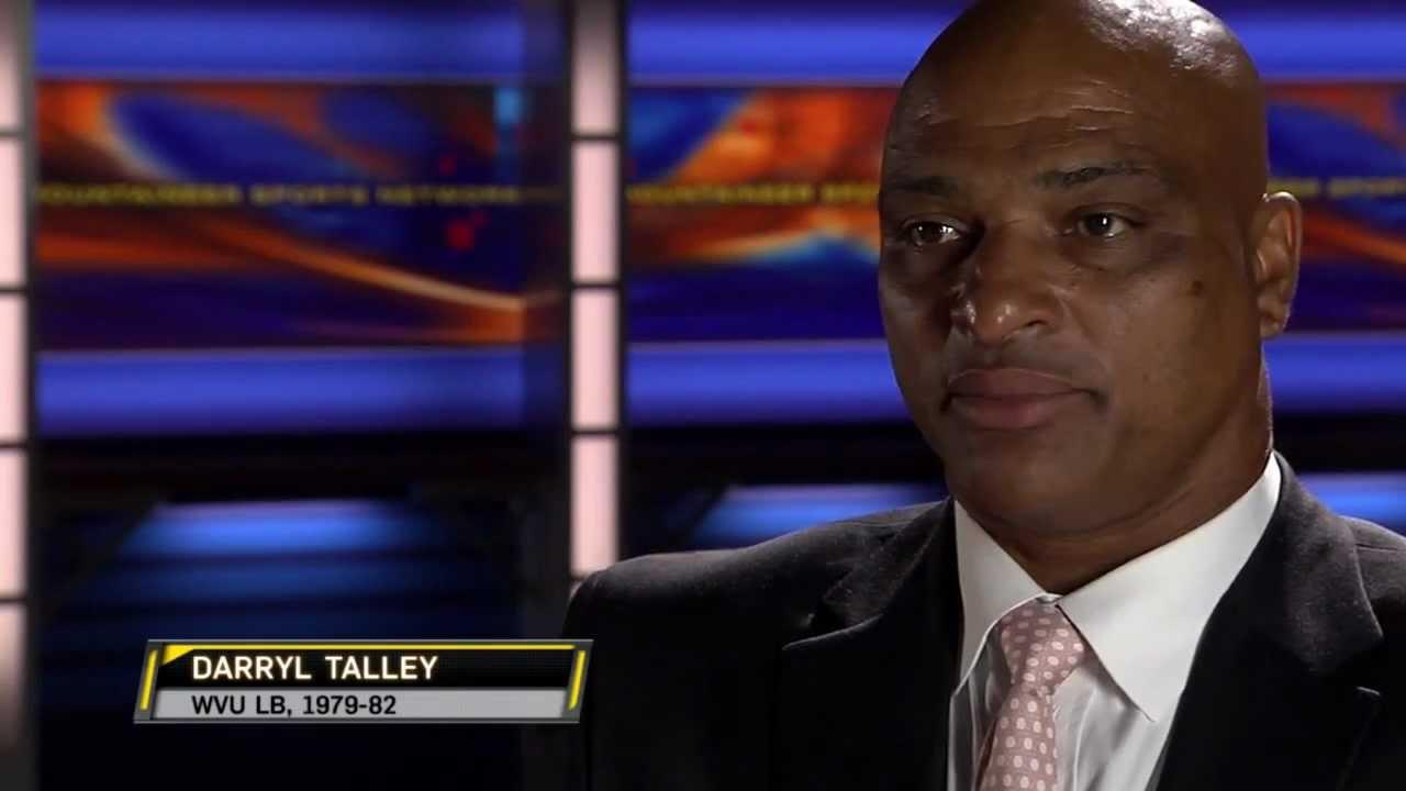 Darryl Talley - A Mountaineer Legend - YouTube