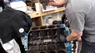 Olds 455 Rebuild Part 1