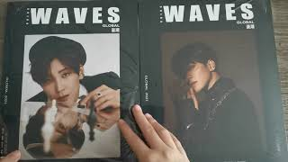 [Unboxing] Wonwoo Waves Magazi…