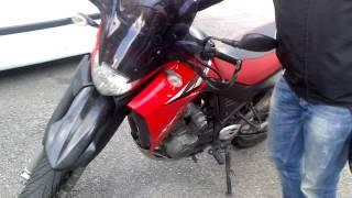 dmarrage yamaha xtx 660cc