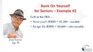 Financial Security for Seniors with Bank On Yourself - Part 2