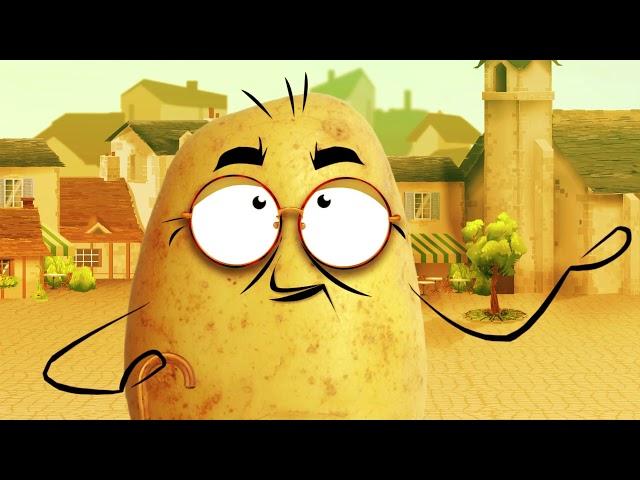 Épisode 4 - Un amour de patates