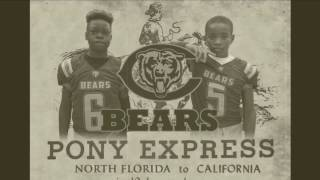 2015 Clay Bears 12u - Pony Express - Kaleb Killian / Devin Graham