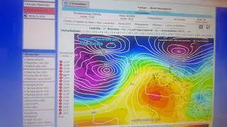 19 Aralık 2017 Tarihinden İtibaren İstanbul Dahil Yurt Geneline Kar Yağışı ve Soğuk Hava Geliyor