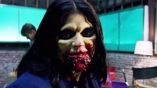 Kylie Jenner Stars As A Zombie In Tyga