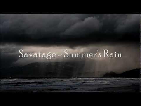Savatage - Summer's Rain (Lyrics)