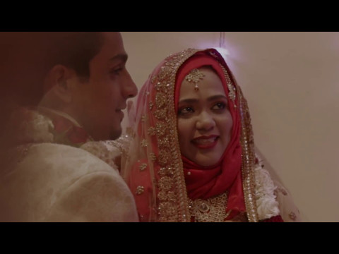 Khalid and Arzoo Wedding Shortfilm - Indian Muslim wedding in Tanzania