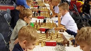 2018-06-24 World Cadet Chess Blitz Campionship in Minsk