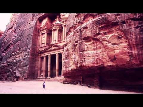 TRAVEL MOVIE •  Middle East - JORDAN - Amman - Dead Sea - Petra - Wadi Rum - Aqaba (FULL HD)