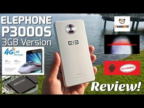Elephone P3000S - Upgraded - [Full Review] - MTK6752 - 3GB/16GB - FHD - 3150mAh - 4.4.4 - 4G LTE